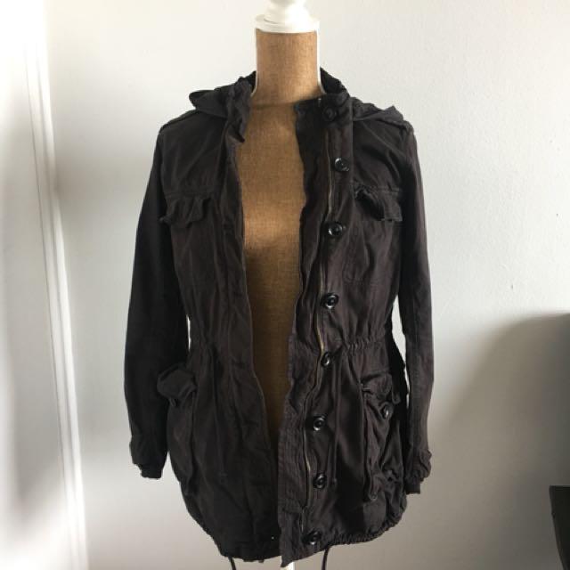 Talula black army jacket
