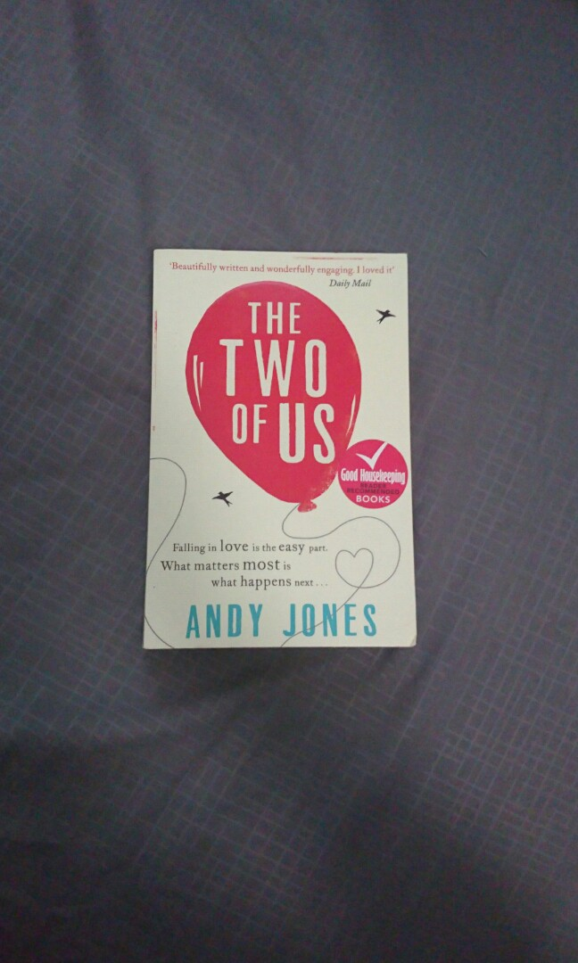 The Two of Us: Book
