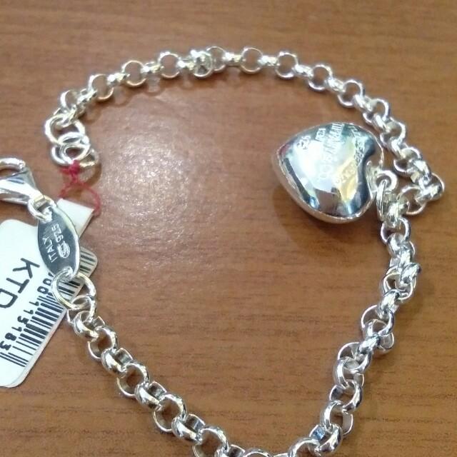 Tiffany Bracelet 925 Italy Sterling Silver Women S Fashion Jewelry On Carou