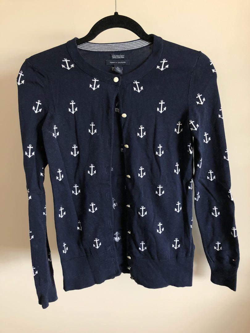 Tommy Hilfiger anchor cardigan