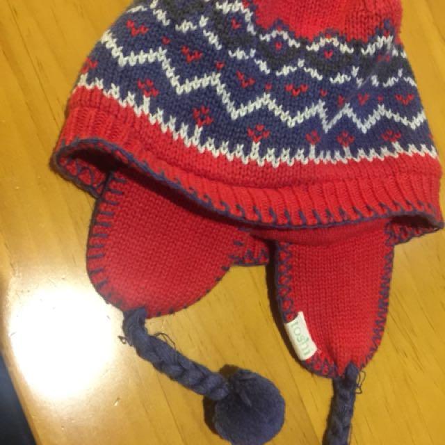 澳洲品牌Toshi 毛帽