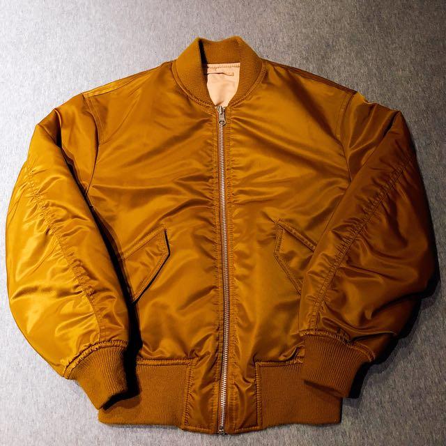 UNIQLO設計師聯名飛行外套