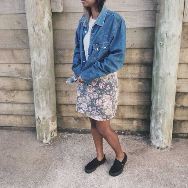Vintage Lee Denim Shirt/Jacket
