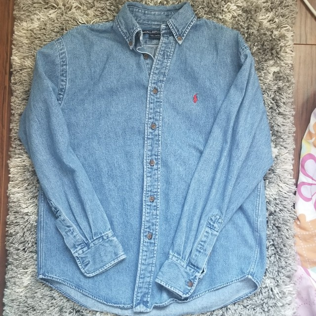 Vintage Ralph Lauren Denim Shirt