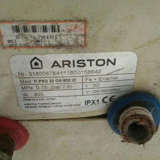 Water heater 30 ltr