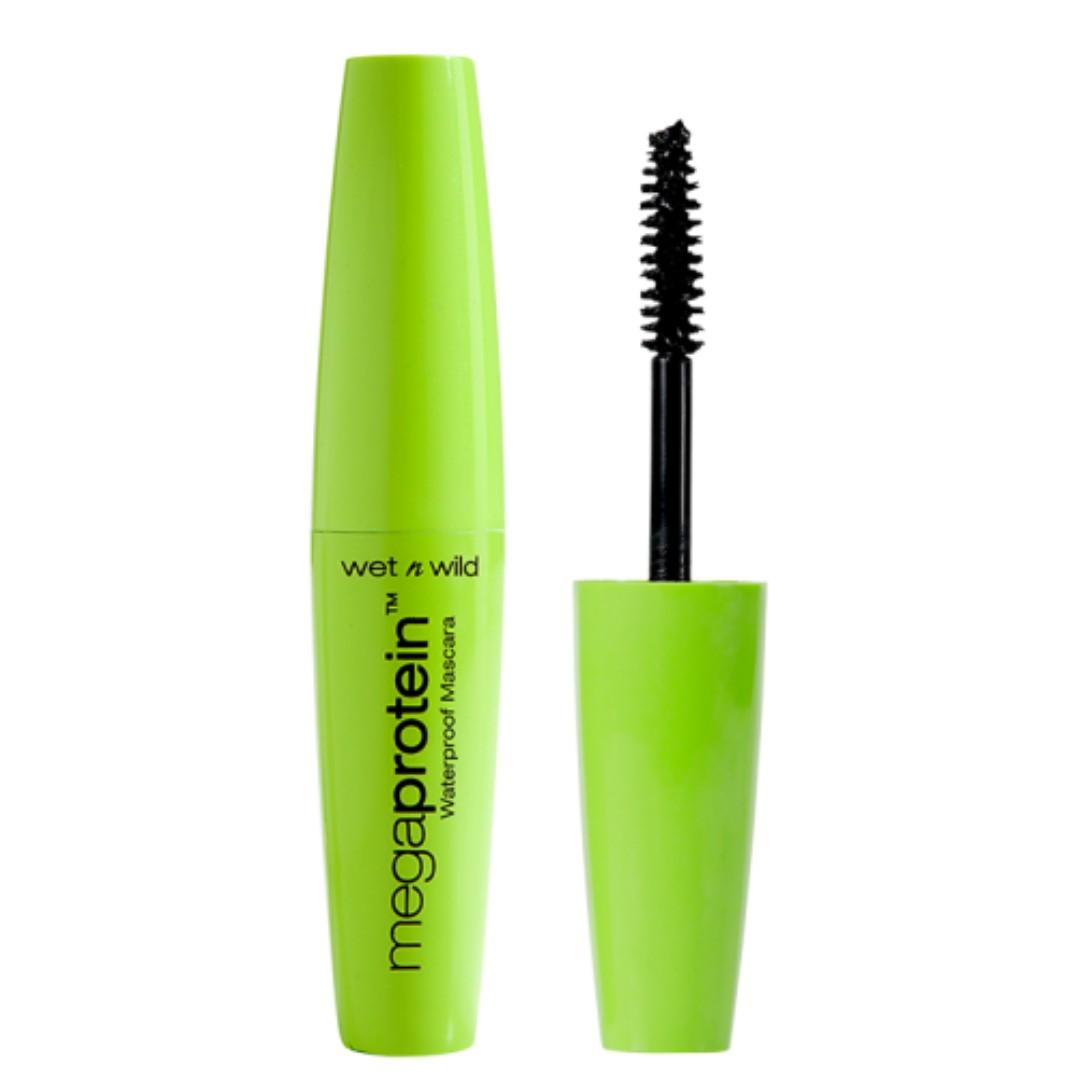 WET 'N WILD®    Mega Protein Waterproof Mascara