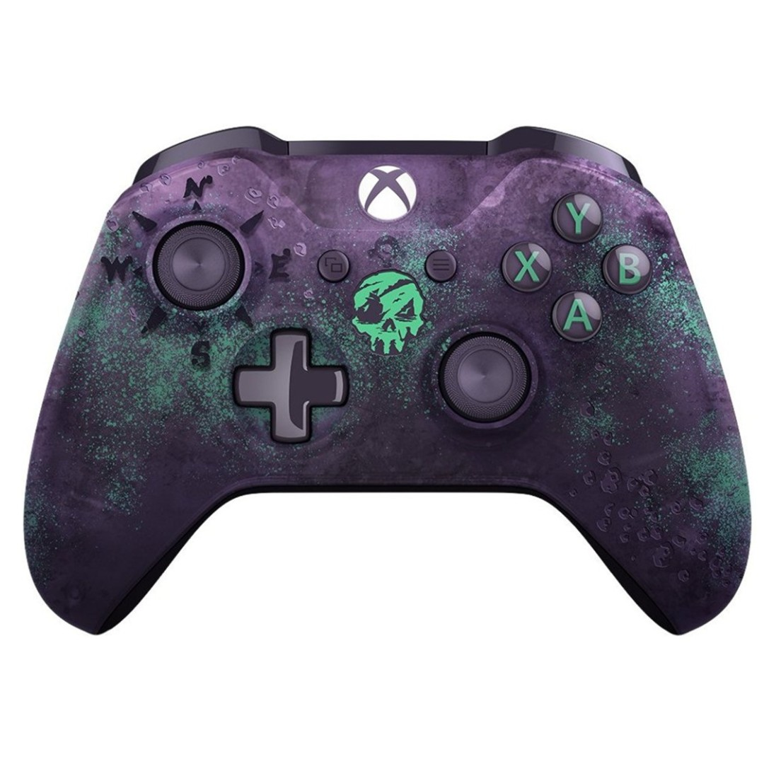 XBOX ONE WIRELESS CONTROLLER WITH 3.5MM JACK & BLUETOOTH SEA OF THIEVES