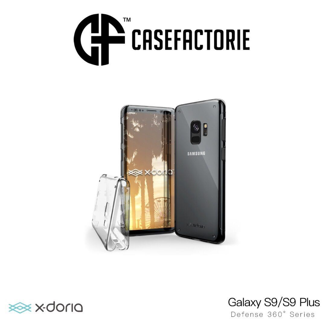 size 40 0105b 1ee20 X-Doria Defense 360 Case For Samsung Galaxy S9/S9 Plus