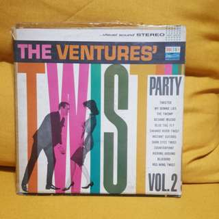 The Ventures - Twist Party Vol.2 Vinyl Record
