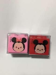 Disney TsumTsum Lego 印仔 Micky 米奇米妮