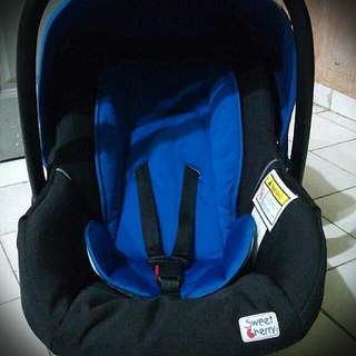Sweet Cherry Gubi Carseat/Carrier