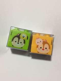 Disney TsumTsum Lego 印仔 紅鼻 剛牙