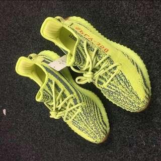 Adidas Yeezy Boost 350 v2 Frozen Yellow