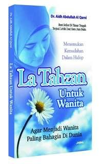 Laa Tahzan untuk Wanita