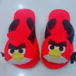 Sepatu anak angrybirds