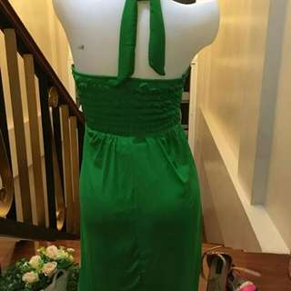 Party Gown P550 Maganda tela