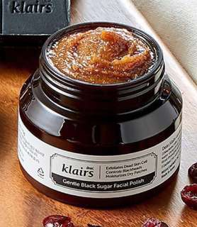 Klairs facial polish