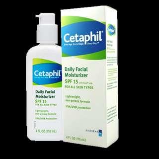 Cetaphil Moisturizer