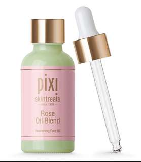 Sale pixi rose oil