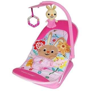 Infant Seat Sugar Baby Bouncer Rossie Rabbit - Pink