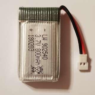 800mah 1s Lipo Battery 3.7v