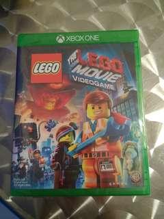 Xb1 lego movie video game (brand new)