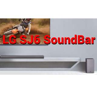 LG 2.1 CHANNEL SOUNDBAR WITH WIRELESS SUBWOOFER  (PAYMENT AFTER DELIVERY)