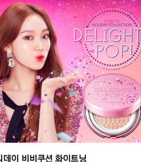 Laneige delights pop cushion shade 21
