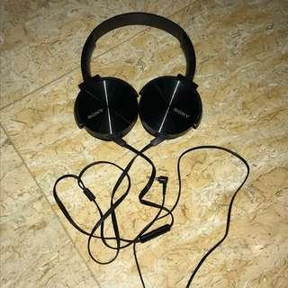 Earphone / headphone
