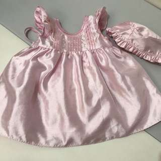 ‼️REPRICED‼️Baptismal Dress (ideal for reception)
