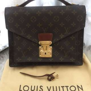 [SOLD]Louis Vuitton Monceau