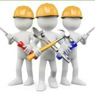 Electrical contractor low service charge