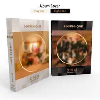 [Pre-Order] Wanna One - I Promise You Mini Album