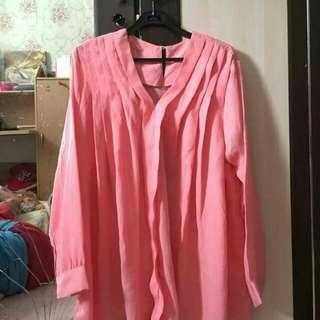 Esther pink top