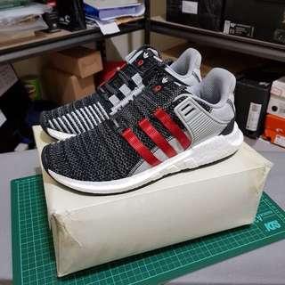 NEW OVERKILL x Adidas EQT Boost