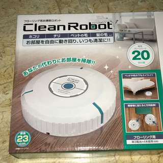 Clean robot / automatic cleaner