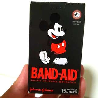 Waterproof kids/ children Plasters (band aid/bandages)