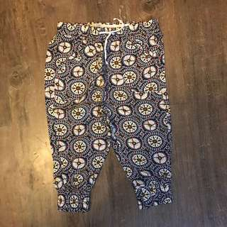 Cotton On Kids summer pants (Size One)