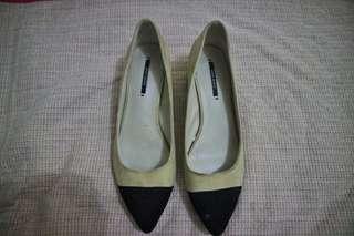 Zara Pump Heels