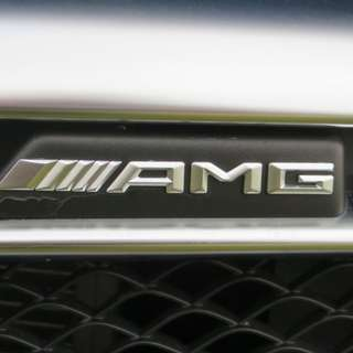 AMG  Grille Badge for GLC, C W204,W205, E W212, W213, A W176 , A45