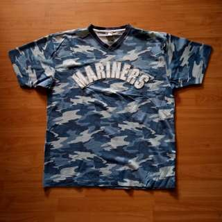 Mariners Camouflage Jersey