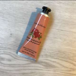 Crabtree & Evelyn Hand Cream - pomegranate 25g