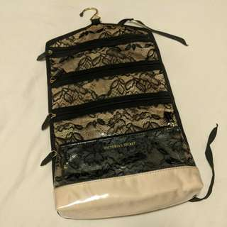 Victoria's Secret Foldable Travel Cosmetic Pouch
