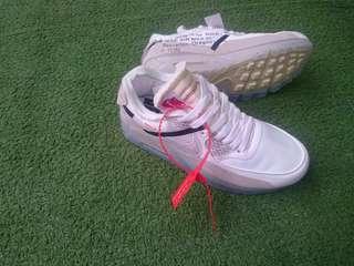 """Nike Air Max 90 x Off White """"The Ten"""""""