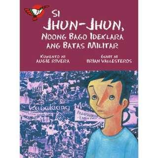 Si Jhun-Jhun, Noong Bago Ideklara ang Batas Militar