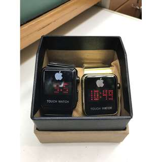 Jam Tangan LED TOUCH APPLE WATCH