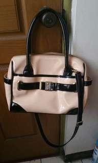 Authentic Anne klein 2 way bag