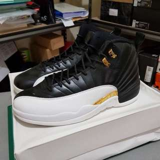NEW AIR JORDAN 12 WINGS