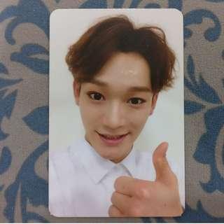 EXO Chen - Exodus (Chinese Ver.) Photocard