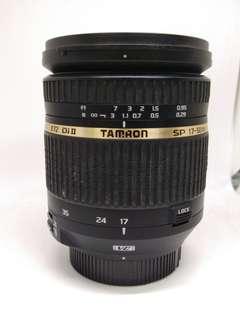 Tamron 17-50mm f2.8D VC SP [Nikon Mount]